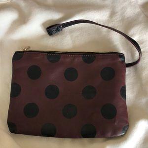Zara wallet insert bag